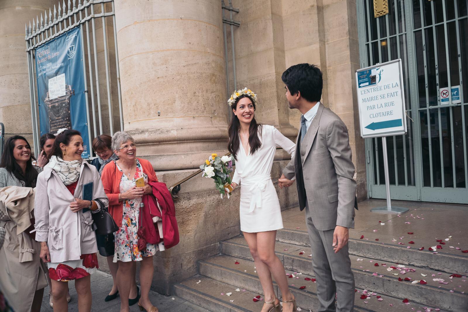 mariage Perrine